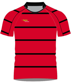 Sublimation Rugby Jersey (Linear)