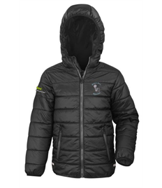 Briton Ferry Netball Club - Kids Padded Jacket