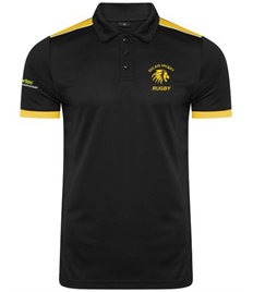 Dulais Valley Rugby Polo Shirt (Junior)