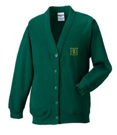 Waunceirch Primary School Cardigan (Adult Sizes)