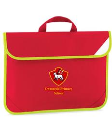 Cwm Need Primary School - Book Bag