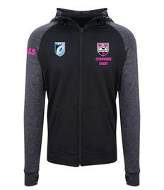 Cowbridge Rugby Academy - Zipped Hoodie