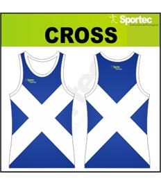 Sublimation Athletic Vest - CROSS