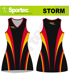 Sublimation Netball Dress (Storm)