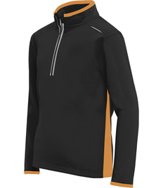 Sportec - Junior 1/4 Zipped Top