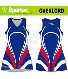 Sublimation Netball Dress (Overlord)