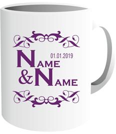Ceramic Sublimation Mug (Regal)