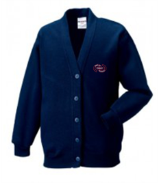 Baglan Primary School Cardigan (Adult Sizes)