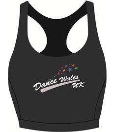 DANCE WALES UK - DANCE CROP TOP