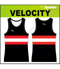 Sublimation Athletic Vest - VELOCITY