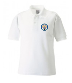 Gnoll Primary School Polo Shirt (Adult Sizes)
