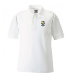 St Joseph's Primary School Polo Shirt (Adult Sizes)