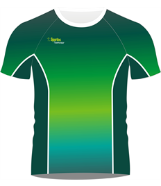 Sublimation Rugby Jersey (Gradient)