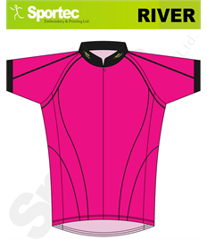 Sublimation Cycling Jersey (River)