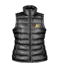 Run4All - Neath - Women's Padded Gilet