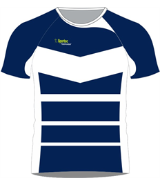 Sublimation Rugby Jersey (Blaze)