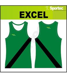 Sublimation Athletic Vest - EXCEL