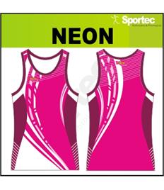 Sublimation Athletic Vest - NEON