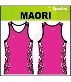 Sublimation Athletic Vest - MAORI
