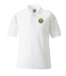 Crynallt Primary School Polo Shirt (Adult Sizes)