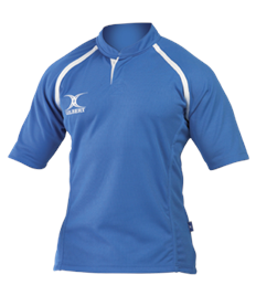 10 x Gilbert Xact II Rugby Jerseys (Juniors)