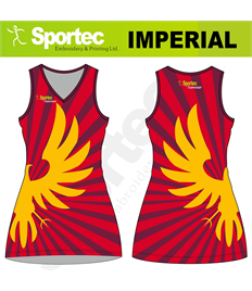 Sublimation Netball Dress (Imperial)