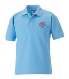 Creunant Primary School Polo Shirt (Adult Sizes)