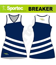 Sublimation Netball Dress (Breaker)
