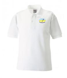 Awel-y-Môr Primary School Polo Shirt (Adult Sizes)