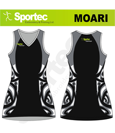 Sublimation Netball Dress (Moari)