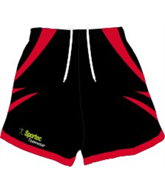 Sublimation Rugby Shorts (Tank)