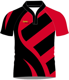 Sublimation Rugby Jersey (Solidus)