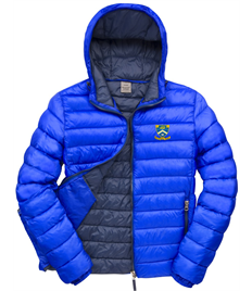 Briton Ferry Padded Hooded Jacket