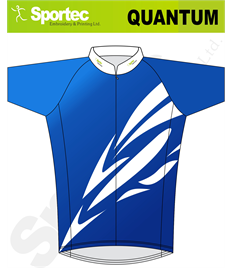 Sublimation Cycling Jersey (Quantum)