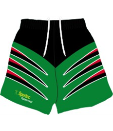Sublimation Rugby Shorts (Dart)