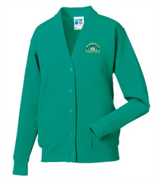 Blaendulais Primary School Cardigan (Adult Sizes)