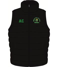 Aberavon Celtic Netball - Bodywarmer