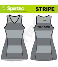 Sublimation Netball Dress (Stripe)
