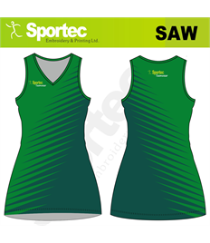 Sublimation Netball Dress (Saw)