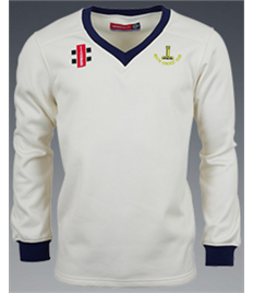 Neath Cricket Club Long Sleeve Sweater (Juniors)