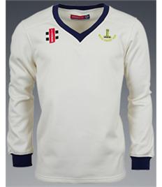 Neath Cricket Club Long Sleeve Sweater (Juniors)