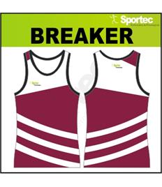 Sublimation Athletic Vest - BREAKER