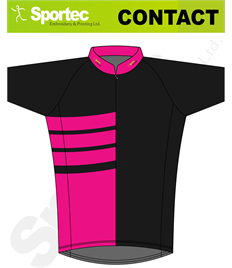 Sublimation Cycling Jersey (Contact)