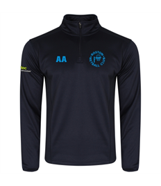 Boston Netball 1/4 Zip Training Top (Kids)