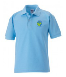Ysgol Ystalyfera Summer Polo Shirt (Adult Sizes)