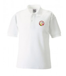 Blaengwrach School Polo Shirt (Small Adult to Med Adult)