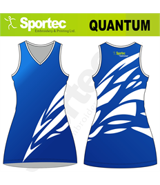 Sublimation Netball Dress (Quantum)