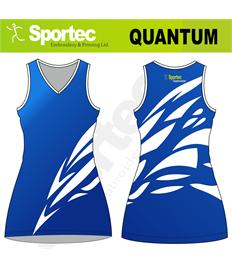 Sublimation Netball Dress (Quantum)
