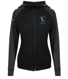 Briton Ferry Netball - Performance Zipped Top