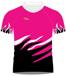 Sublimation Rugby Jersey (Spitfire)